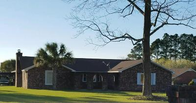 Moncks Corner Single Family Home Contingent: 1539&1543 Old Whitesville Road