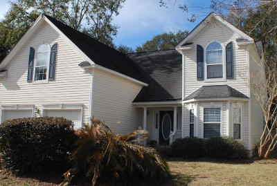 Charleston Single Family Home For Sale: 631 Majestic Oak Drive