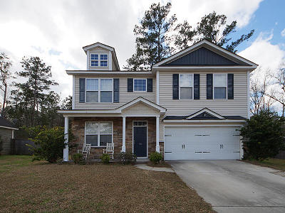 Summerville Single Family Home For Sale: 110 Mateo Court