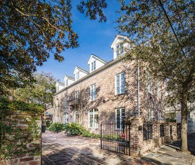 Charleston Single Family Home For Sale: 13 Legare Street
