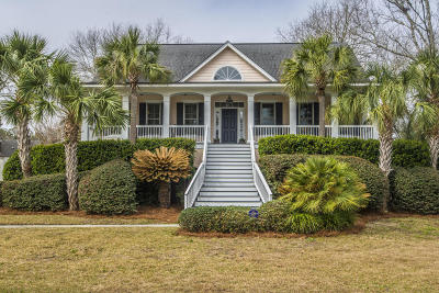Stiles Point Plantation Single Family Home For Sale: 741 Whispering Marsh Drive
