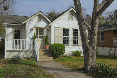 Charleston Single Family Home For Sale: 16 Dunnemann Avenue