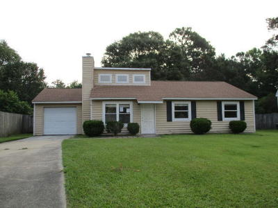 Summerville Single Family Home For Sale: 105 Crooked Creek Ct