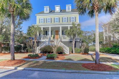 Charleston Single Family Home For Sale: 851 Dunham Street