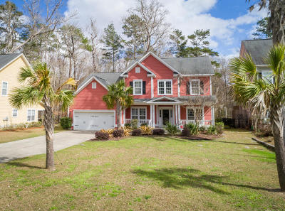 Charleston Single Family Home For Sale: 1000 Hunt Club Run