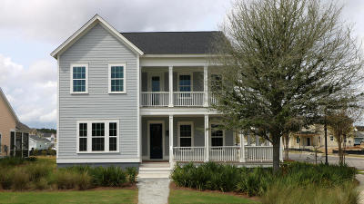 Summerville Single Family Home For Sale: 368 A Summers Drive