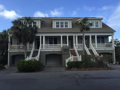 Seabrook Island Attached For Sale: 1911 Long Bend Drive #4b