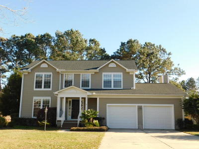 Charleston Single Family Home For Sale: 2052 Country Lake Court