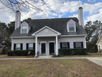 Johns Island Attached For Sale: 1308 Fenwick Plantation Road