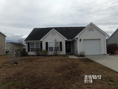 Goose Creek Single Family Home For Sale: 147 Salem Creek Drive