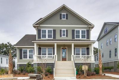 Daniel Island Single Family Home For Sale: 1914 Bellona Street