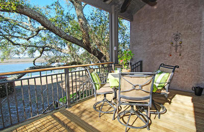 Johns Island Attached For Sale: 1940 Marsh Oak Lane