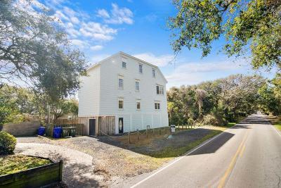 Folly Beach Single Family Home For Sale: 915 E Ashley Avenue