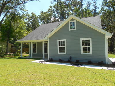 Johns Island Single Family Home For Sale: 3403 Berryhill Road