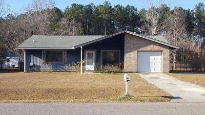 Moncks Corner Single Family Home For Sale: 310 Resinwood Road