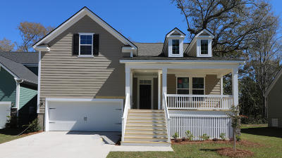 James Island Single Family Home Contingent: 578 Saltgrass Pointe Dr