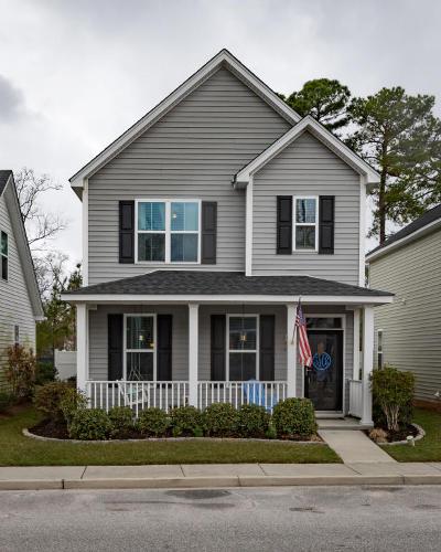 Johns Island Single Family Home For Sale: 1755 Bee Balm