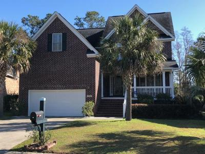 Mount Pleasant Single Family Home For Sale: 772 High Battery Circle
