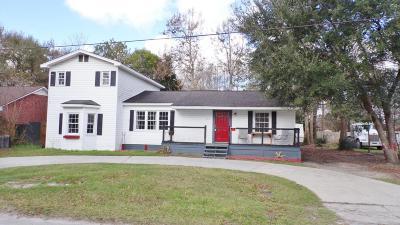 Moncks Corner Single Family Home For Sale: 209 Palmetto Street