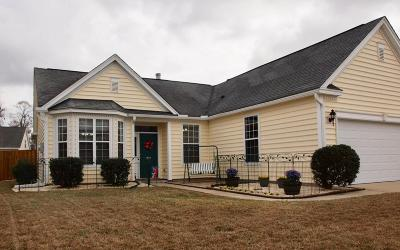Charleston Single Family Home For Sale: 309 Whispering Cypress Drive