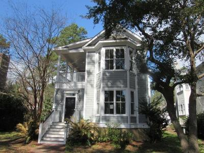 Mount Pleasant Single Family Home For Sale: 829 Tupelo Bay Drive