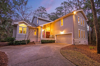 Seabrook Island Single Family Home For Sale: 2730 Old Oak Walk