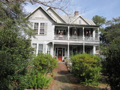 Summerville Single Family Home Contingent: 609-A W Richardson Avenue