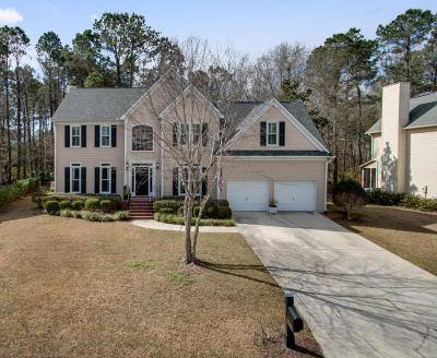 Mount Pleasant Single Family Home For Sale: 1255 Abercorn Trace
