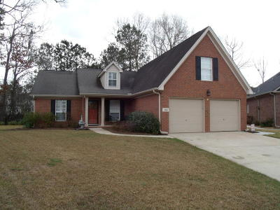 Goose Creek Single Family Home For Sale: 104 Tyne Court
