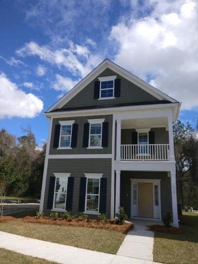 Johns Island Single Family Home For Sale: 1620 Emmets Road