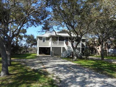 Edisto Island Single Family Home For Sale: 7670 Legare Road