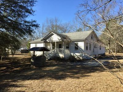 Ravenel Single Family Home Contingent: 341 Tannenbaum Road