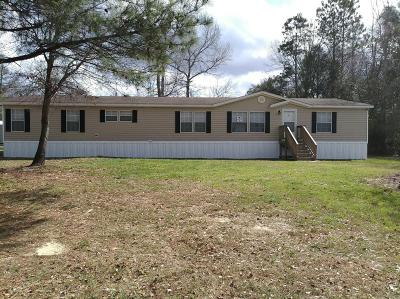 Walterboro Single Family Home Contingent: 108 Pintail Court