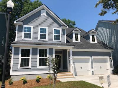 Summerville Single Family Home For Sale: 110 Ashley Bluffs Road