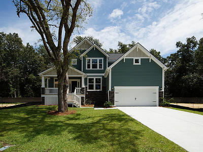 James Island Single Family Home Contingent: 574 Saltgrass Pointe Dr