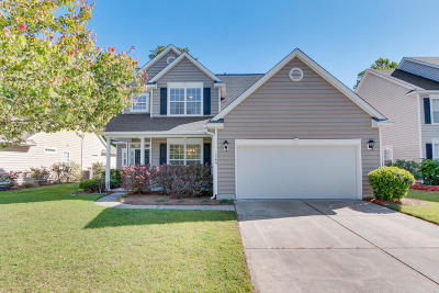 Charleston Single Family Home For Sale: 1744 Waterbrook Drive
