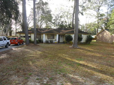 Single Family Home Contingent: 1317 Fort Johnson Road