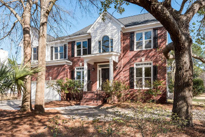 Mount Pleasant Single Family Home Contingent: 2787 Gaston Gate