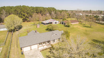 Goose Creek Single Family Home Contingent: 243 Elrod Drive