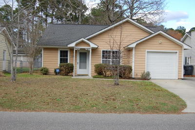 Summerville Single Family Home Contingent: 135 Manchester Road