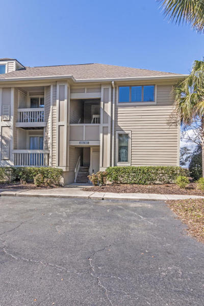 Seabrook Island SC Attached For Sale: $345,000