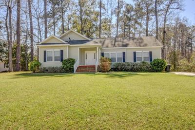 Walterboro Single Family Home For Sale: 108 Lakeside Drive