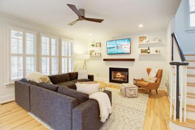 Daniel Island Single Family Home For Sale: 121 Lucia Street