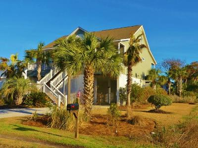Edisto Island Single Family Home For Sale: 504 Pompano Road