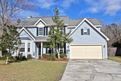 Charleston SC Single Family Home Contingent: $302,500