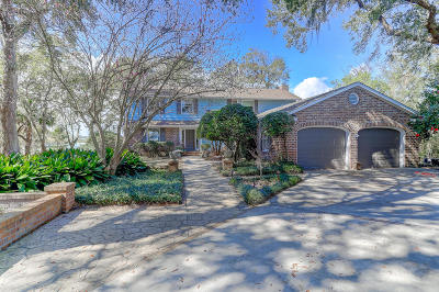 Single Family Home Contingent: 304 N Hobcaw Drive