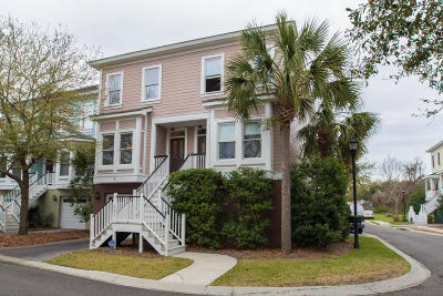 Charleston County Attached For Sale: 111 Howard Mary Drive #A