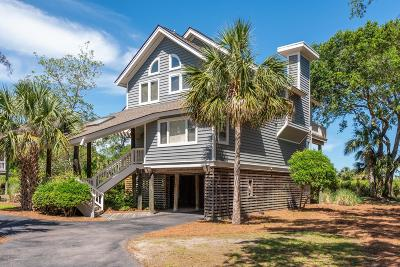 Seabrook Island Single Family Home For Sale: 2254 Rolling Dune Road
