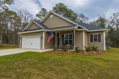 Johns Island Single Family Home For Sale: 3309 Berryhill Road