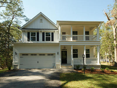 Summerville Single Family Home For Sale: 4958 Ashley River Road